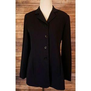 Garfield & Marks Black Blazer Sports Coat USA
